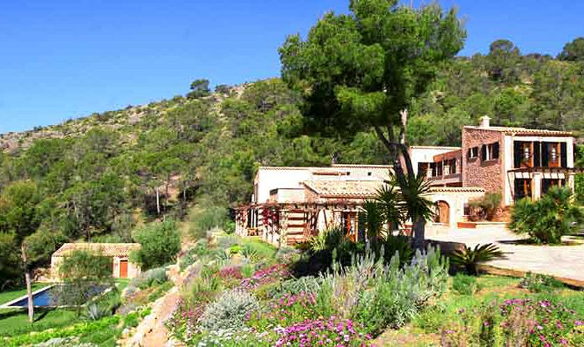 Garten und Luxusfinca Mallorca Andratx PM 105