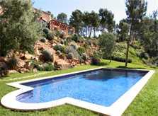 Pool und Luxusfinca Mallorca Andratx PM 105