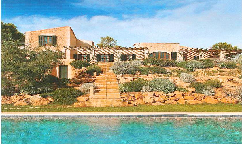 Pool und Luxusfinca Mallorca 6 - 12 Personen PM 105