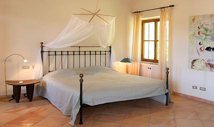 Schlafzimmer Luxusfinca Mallorca Andratx PM 105