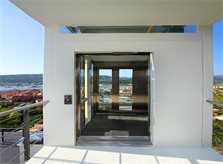 Fahrstuhl Badezimmer Luxusvilla Mallorca Port Andratx PM 110