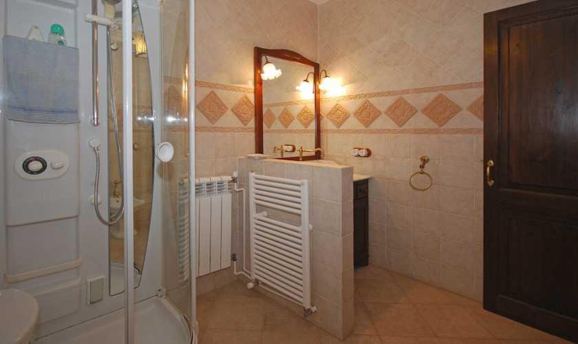 Badezimmer Finca Mallorca Süden PM 160