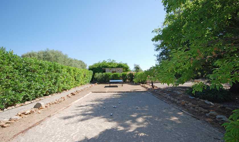 Bocchia Finca Mallorca Süden PM 160