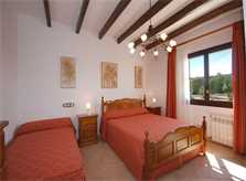 Schlafzimmer Finca Mallorca Süden PM 160