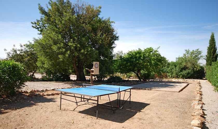 Tischtennis Finca Mallorca Süden PM 160