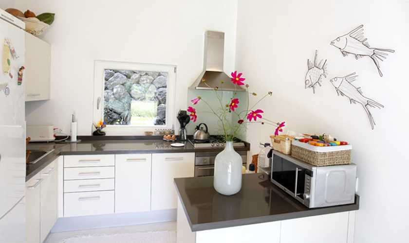 Küche Finca Mallorca Westküste PM 225