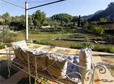 Terrasse Finca Mallorca Westküste PM 225