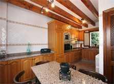 Küche Ferienhaus Mallorca Valldemossa PM 240