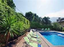Poolblick Finca Mallorca Valldemossa PM 240