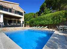 Pool und Ferienfinca Mallorca Valldemossa PM 240