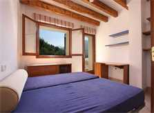 Schlafzimmer Ferienhaus Mallorca Valldemossa PM 240