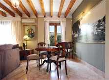 Wohnraum Ferienhaus Mallorca Valldemossa PM 240