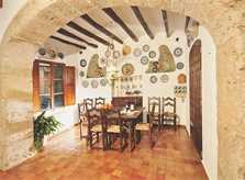Sala Finca Mallorca Valldemossa PM 245