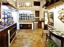 Küche Finca Mallorca Valldemossa PM 245