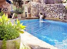 Poolblick Finca Mallorca Valldemossa PM 245