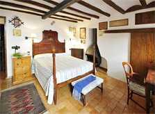 Schlafzimmer Finca Mallorca Valldemossa PM 245