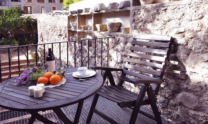 Terrasse Finca Mallorca Valldemossa PM 245