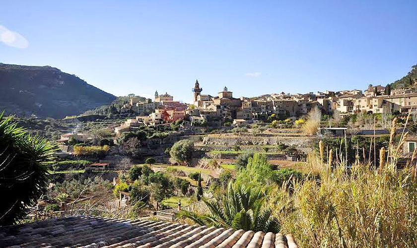 Blick Finca Mallorca Valldemossa PM 245