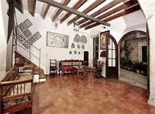 Wohnraum Finca Mallorca Valldemossa PM 245