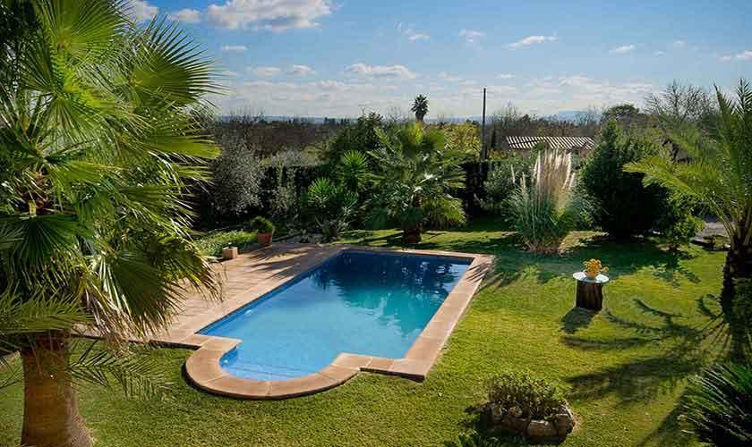 Pool Finca Mallorca für 6 Personen PM 301