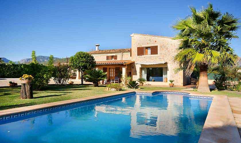 Pool und Finca Mallorca für 6 Personen PM 301