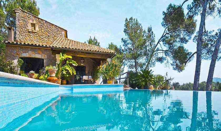 Pool und Finca Mallorca 6 Personen PM 3021