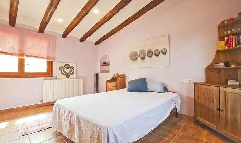 Schlafzimmer Ferienhaus Mallorca 6 Personen PM 3021