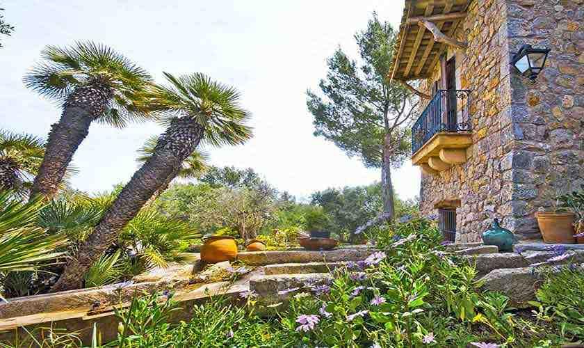 Garten Ferienfinca Mallorca PM 3021