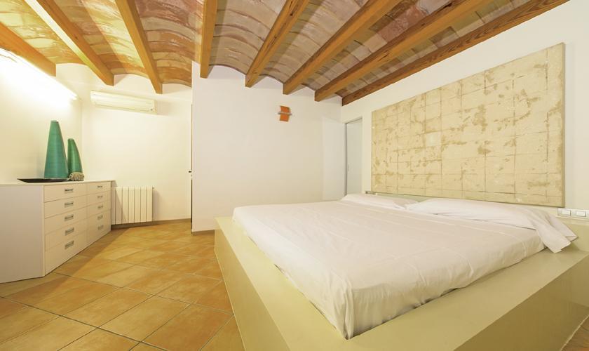 Schlafzimmer Ferienhaus Mallorca PM 3026