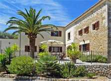 Pool und Finca Mallorca Selva Tramuntana PM 302