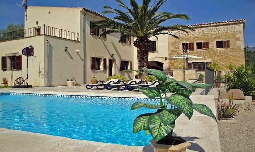 Pool und Finca Mallorca 8-10 Personen PM 302