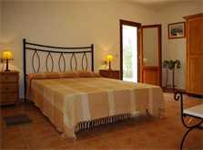 Schlafzimmer Ferienfinca Mallorca Selva PM 302