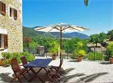 Terrasse Finca Mallorca 8-10 Personen PM 302
