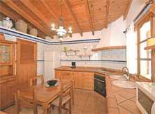 Küche Finca Mallorca für 8 - 10 Personen PM 3023