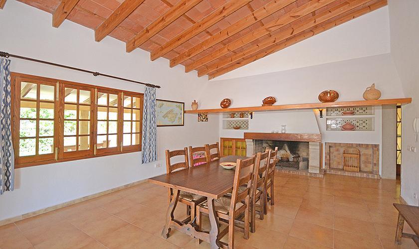 Essplatz Finca Mallorca Norden PM 3034