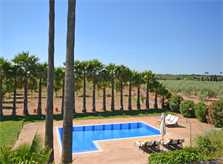 Poolblick Finca Mallorca Norden PM 3034