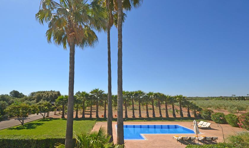 Pool Finca Mallorca Norden PM 3034