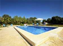 Poolblick Finca Mallorca 8 Personen PM 3035