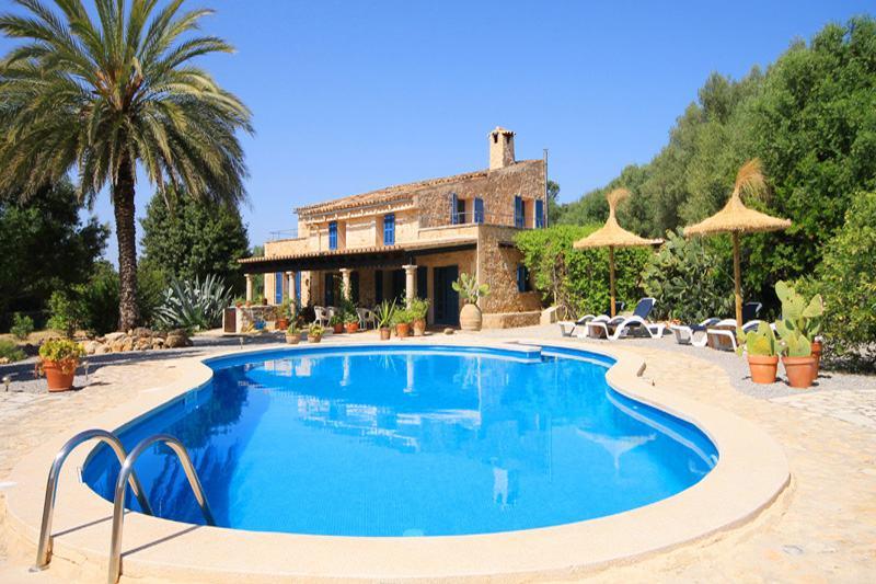Pool und  Finca Mallorca PM 303