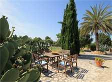 Garten Ferienfinca Mallorca PM 303