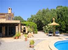 Pool und Ferienfinca Mallorca PM 303