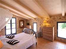 Schlafzimmer Finca Mallorca PM 303