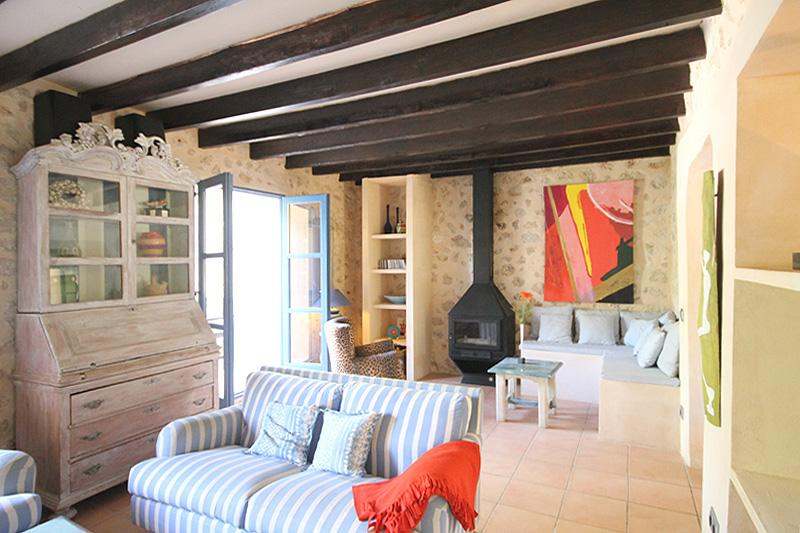 Wohnraum Finca Mallorca PM 303