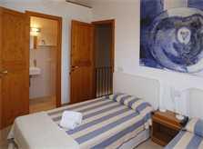 Schlafzimmer  3c Finca Mallorca mit Pool PM 3062 für 8 Personen