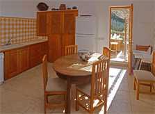 Küche 2 der Finca Mallorca mit Pool PM 3062 für 8 Personen