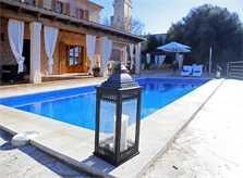 Pool und Finca Mallorca PM 3062 für 8 Personen
