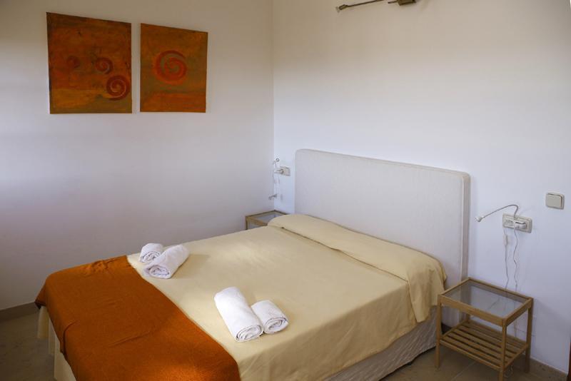 Schlafzimmer  1b Finca Mallorca mit Pool PM 3062 für 8 Personen