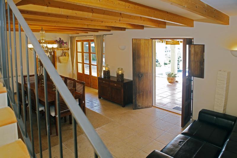 Wohnraum 4 der Ferienfinca mit Pool PM 3062 für 8 Personen