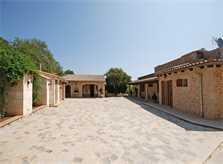 Blick auf das Anwesen Finca Mallorca für 16 Personen PM 3065