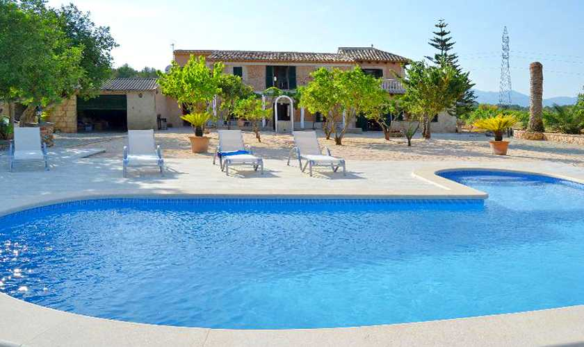 Pool und Finca Mallorca PM 3066